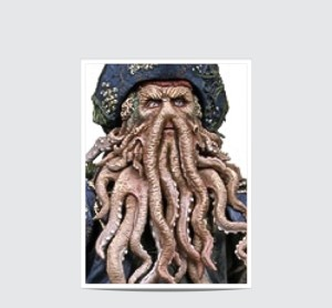 Photo from COSTUME - DAVY JONES from Pirates of the Carribean